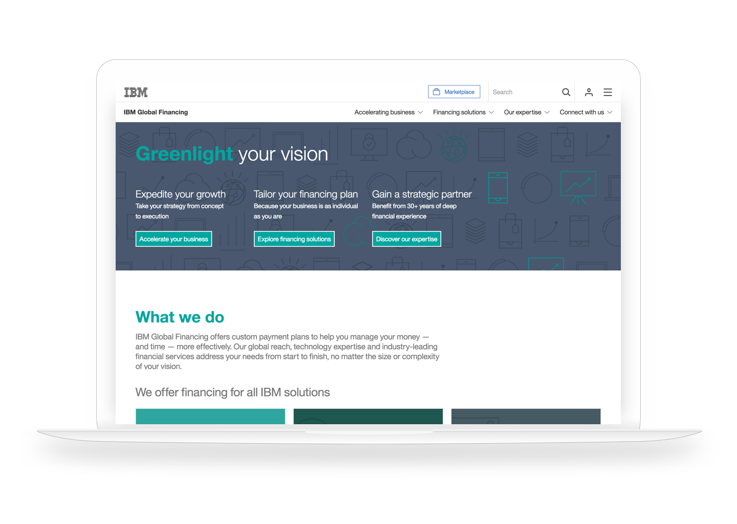 IBM Global Financing